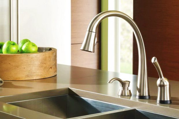 Kitchen Faucets - Moen Grohe Delta Kohler - Faucet Parts