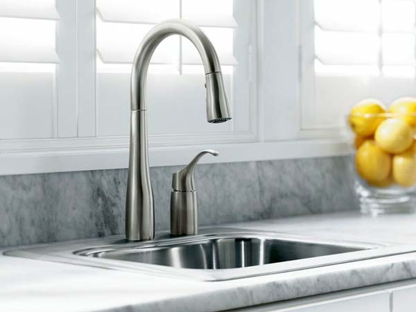 Ordinaire Kohler Kitchen Faucets