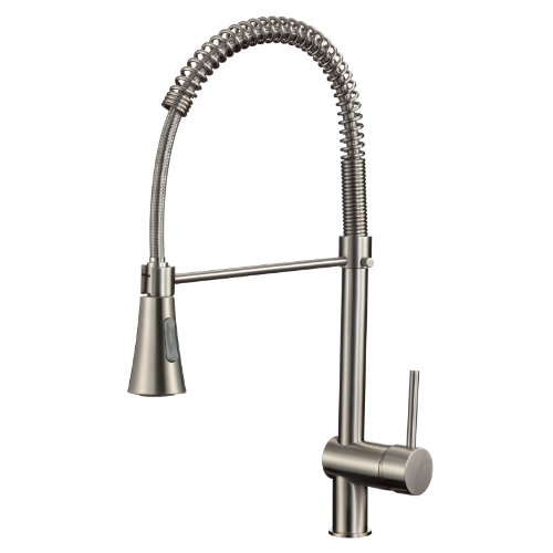 Moen Stainless Braided   Kitchen Faucet Supply