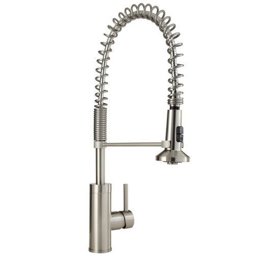 Mirabelle Mirxcps100ss Stainless Steel Presidio Pull Down